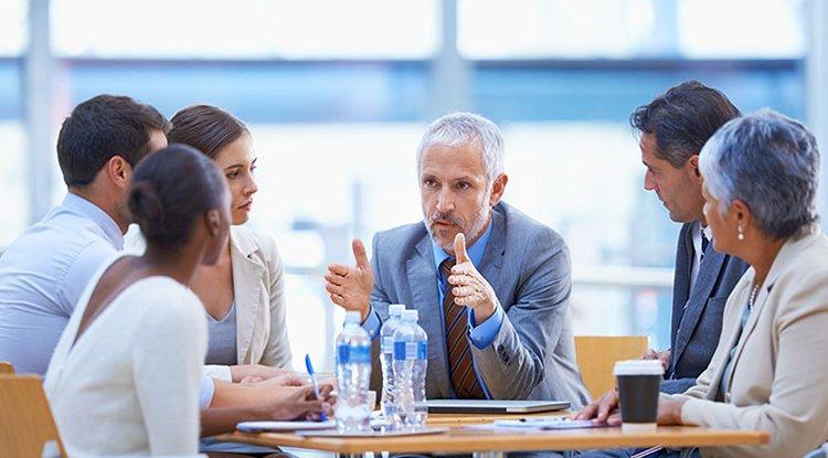 أنواع الاجتماعات