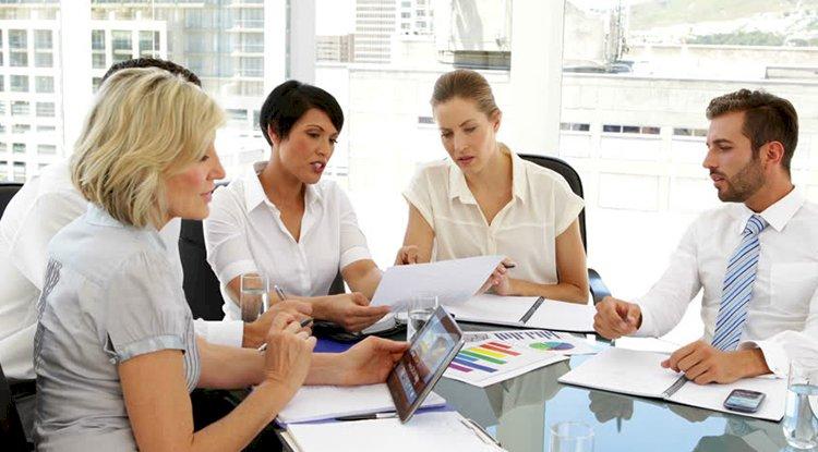 وظائف الإدارة الخمسة -  مبادئ الإدارة