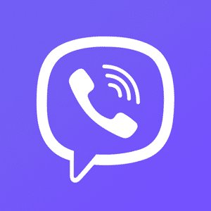 تطبيق Viber :